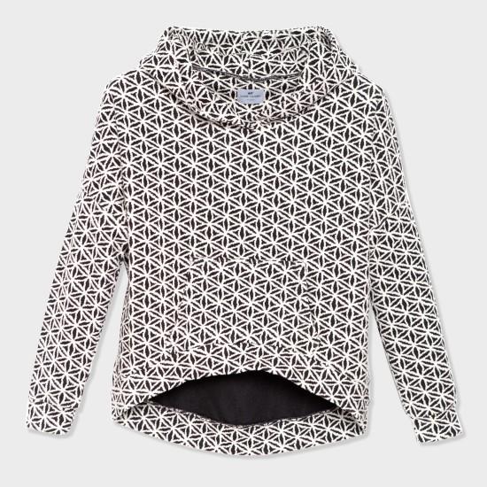 Oilarra L/S Sweatshirt Peria Black