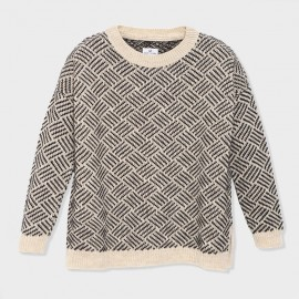 Berrotaran Sweater Natural Black