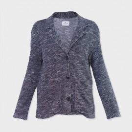 Aran Sweatshirt Black