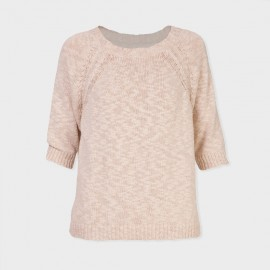 Udare Knit Sweater Ecru
