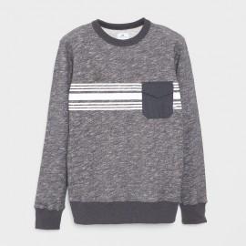 Zazpi Sweatshirt Heather Black