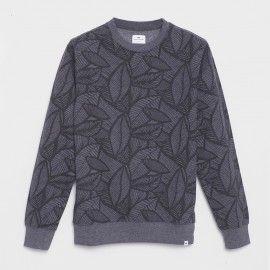 Gaztan Sweatshirt Heather Black