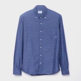 Broome Shirt Narita Blue