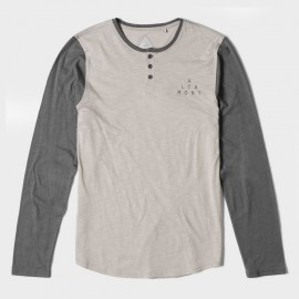 Spansive Henley Light Grey