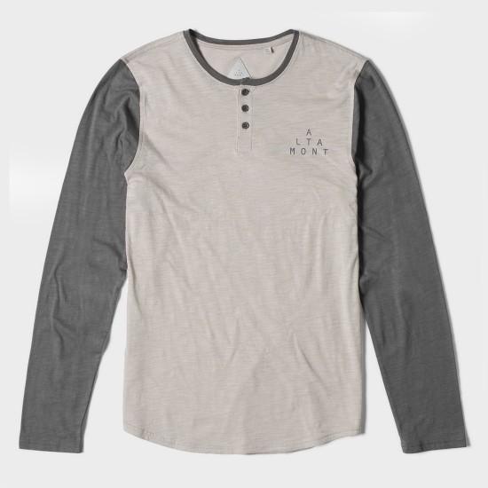 Spansive Henley Light Grey