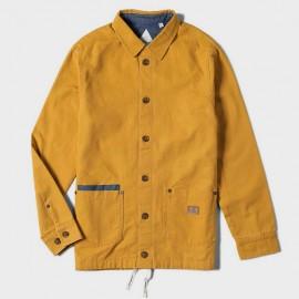 Salman Shirt Jacket Gold
