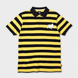 Lion Stripe Polo