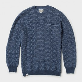 Raster Sweater Ash