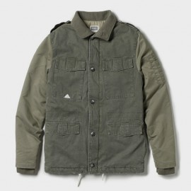 Scanner Jacket Military