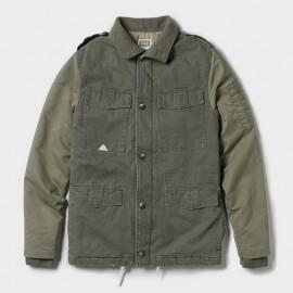 Scanner Jacket Military