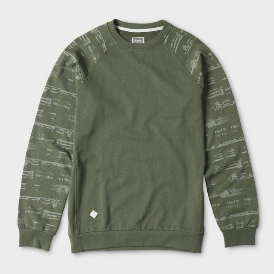 Vax Crew Fleece Military