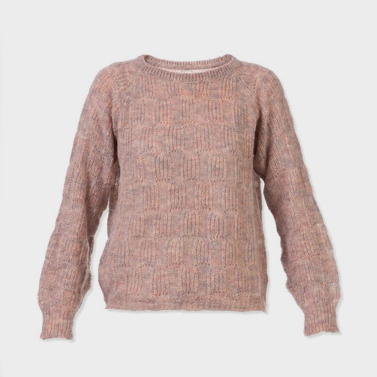 Izen Cosmopolitan Sweater Pastel