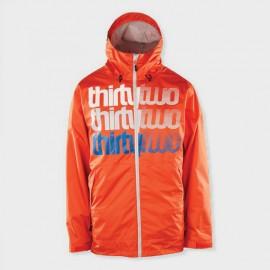 Shakedown Jacket Orange