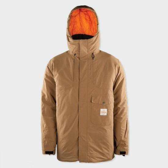 Holcomb Jacket Clove