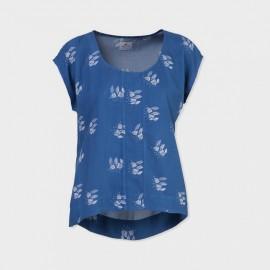 Larrun Shirt Blue