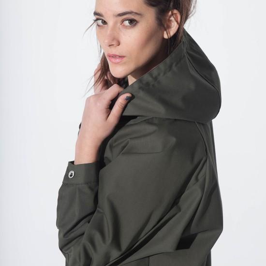 Matilda Surpluss Jacket Khaki