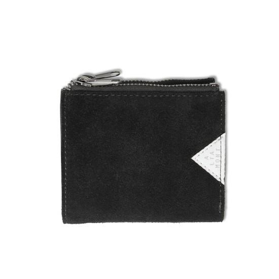 Nakama Zip Wallet Black