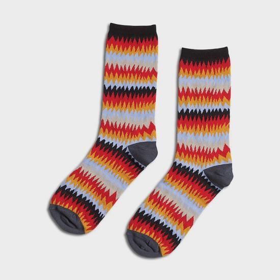 Peyote Socks Safari
