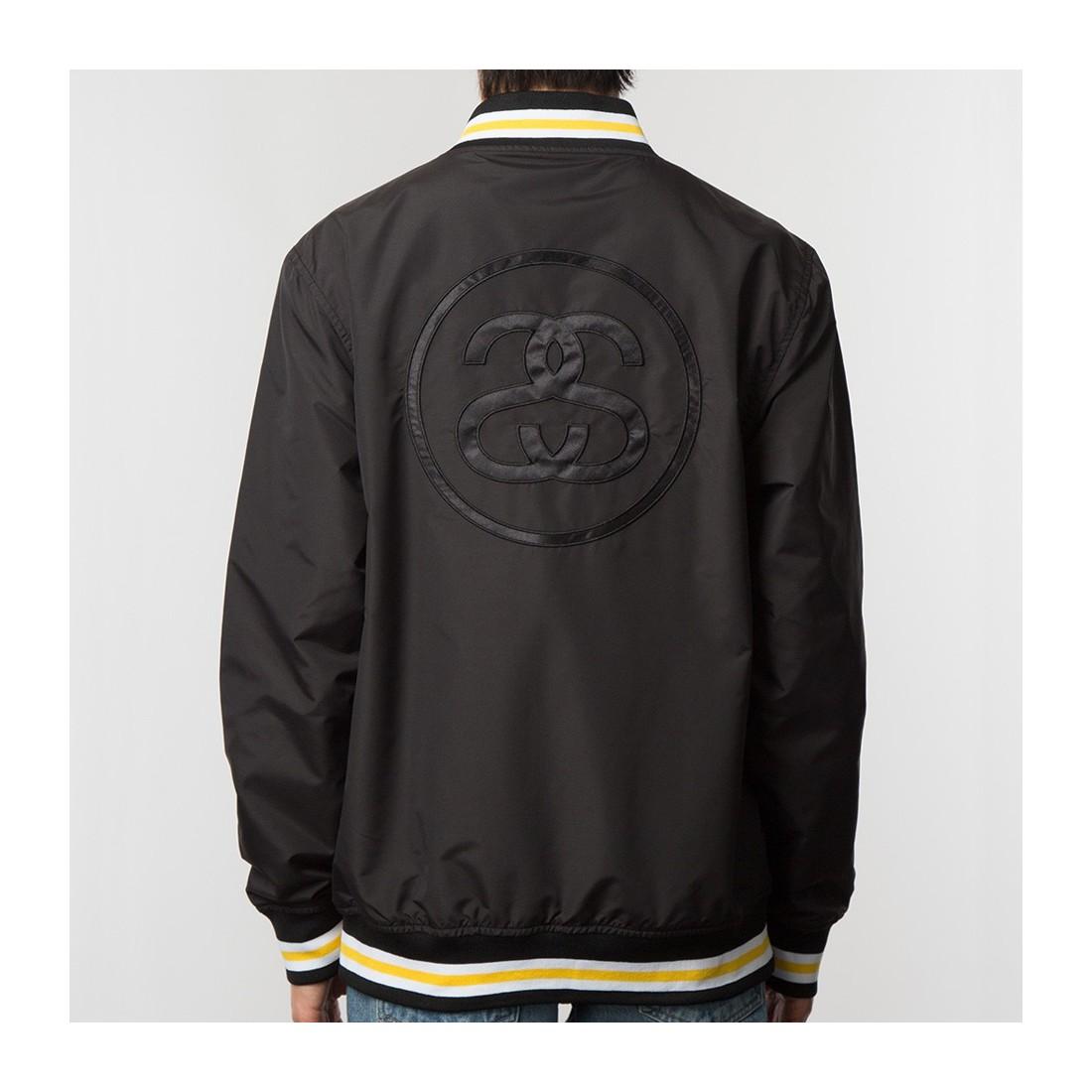 95463367c ... Logo Stadium Jacket Black Logo Stadium Jacket Black Logo Stadium Jacket  Black. « Back to men-jackets
