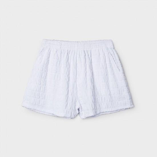 Stussy Terry Shorts White