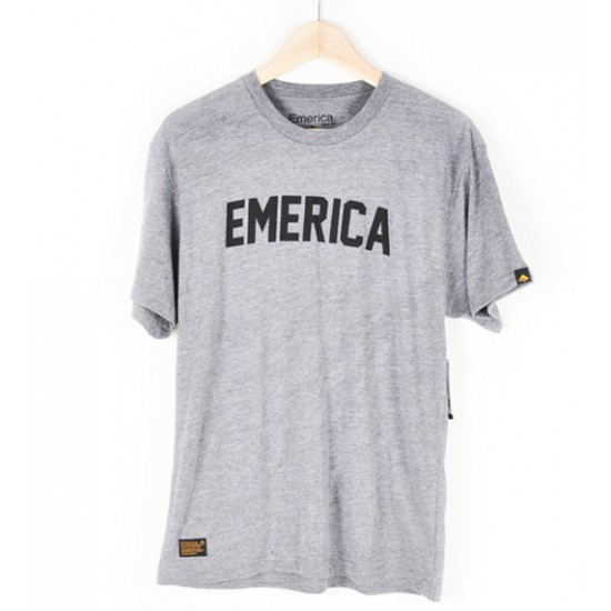Tri Blend Stand Issue Tee Grey