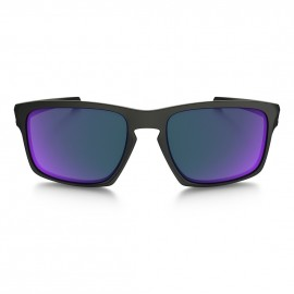 Sliver Polarized Matte Black / Violet Iridium