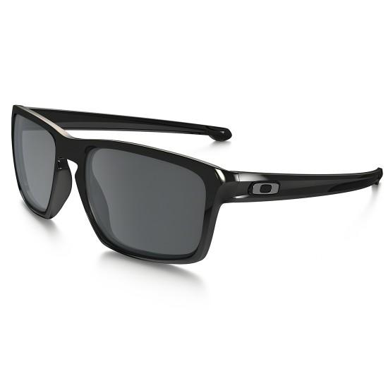 Sliver Polished black Black iridium