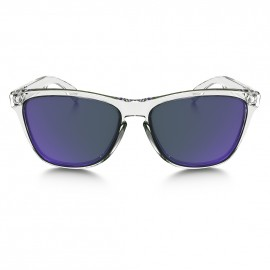 Frogskins New Polished clear Violet