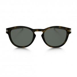 Latch Matte Brown Tortoise / Dark Grey