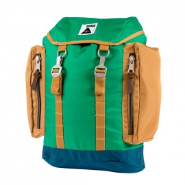 The Rucksack 2.0 Bright Green