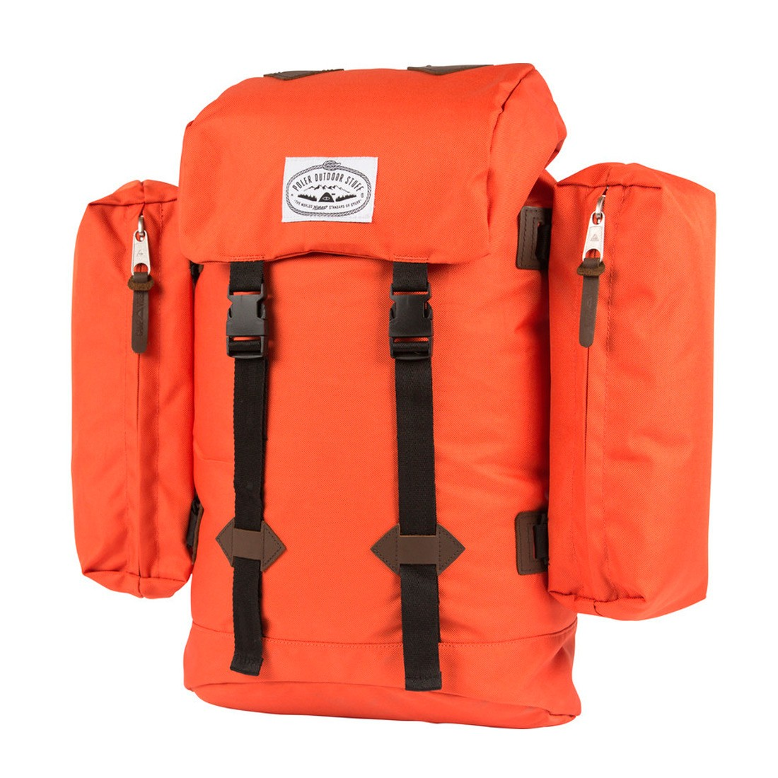 40f258a24 Buy Poler online Poler Stuff backpacks Rerto Classic Rucksack Orange