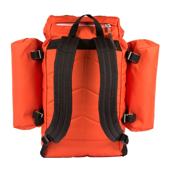 Retro Rucksack Burnt Orange