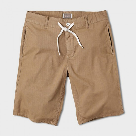 Sanford Short Tan
