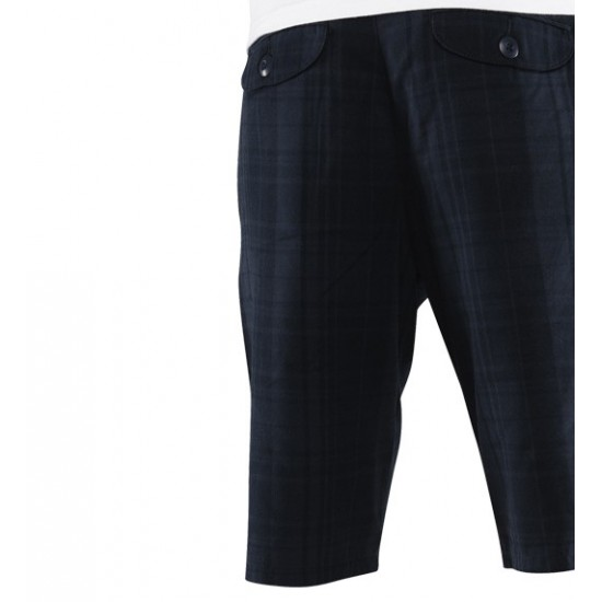 Coal Short Navy