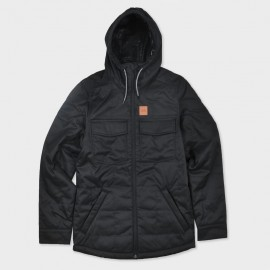 Blackhole Jacket Jet Black