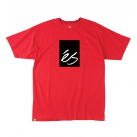 Mainblock 10 Tee Red