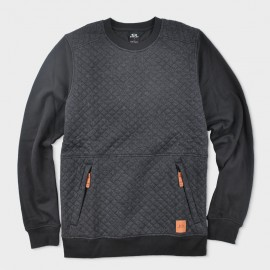 Chips Thermal Crew Jet Black