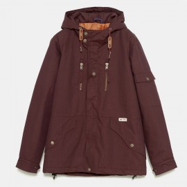 Ormazabal Surplus Jacket Burgundy