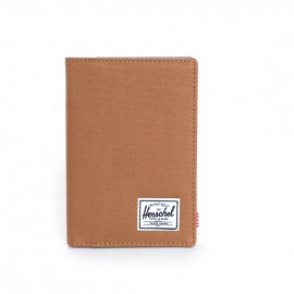 Raynor Passport Holder Caramel Navy