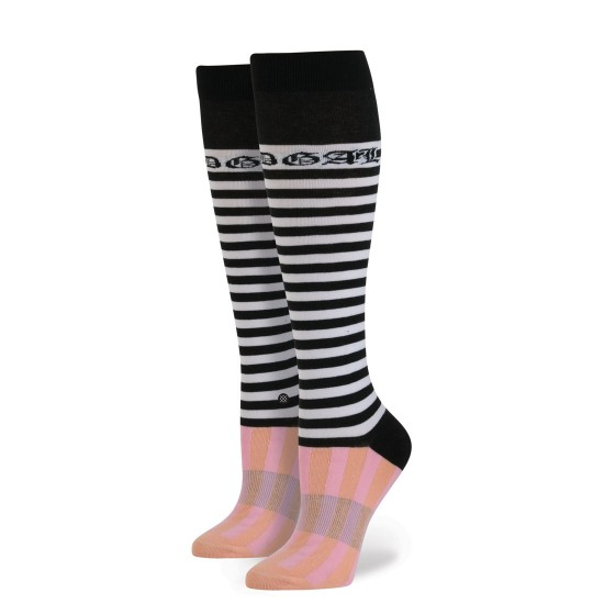 Rihanna Candy Bars Socks Pink