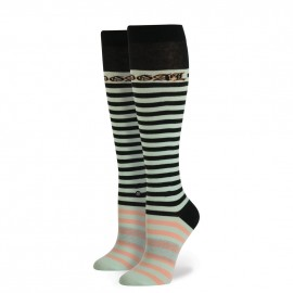 Rihanna Candy Bars Socks Mint