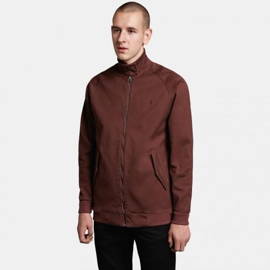 Carnaby Harrington Jacket Oxblood