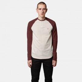 Portman Henley White Red