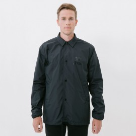 Anton Run Jacket Black