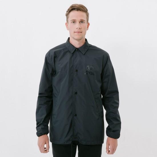 Anton Run Jacket Black