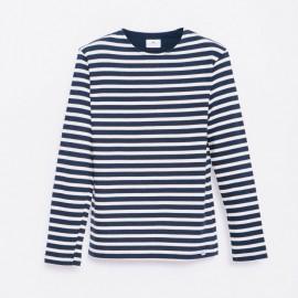 Marine Sweatshirt Navy/Ecru