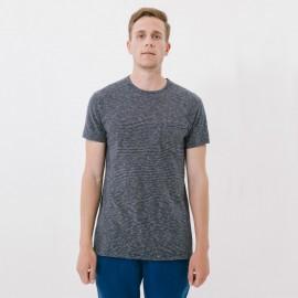 Marinel T-Shirt Navy White