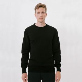 Ascain Knit Sweater Black