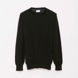 Ascain Knit Sweater Black