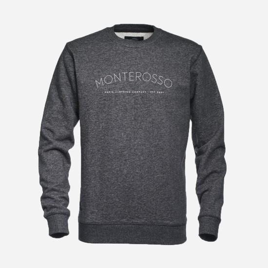 Monterosso Sweatshirt Dark Grey